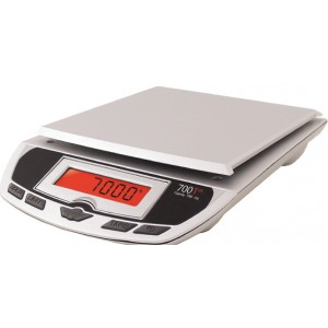 MyWeigh 7001DX Stříbrná do 7kg / 1g