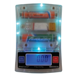 ProScale 111 Clear Snake Eyes do 111g / 0,01 g